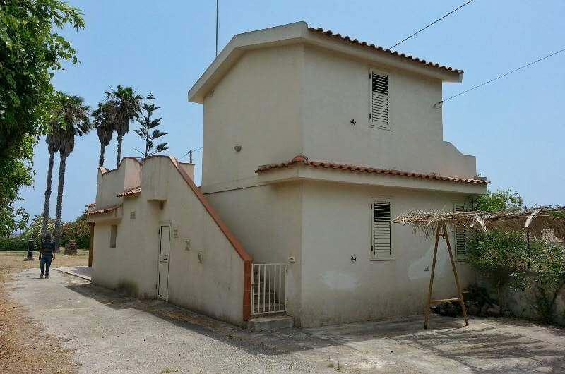 House on the beach in Avola | Sicily