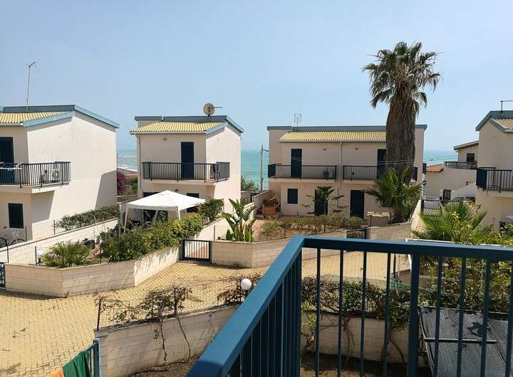 Single House in Scoglitti near the beach and center