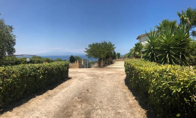 Sea View Property Augusta Sicily
