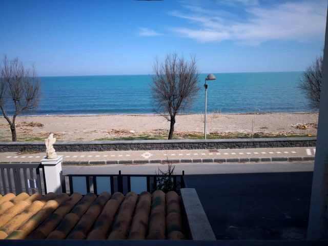 House front of the sea Agnone Bagni | Augusta